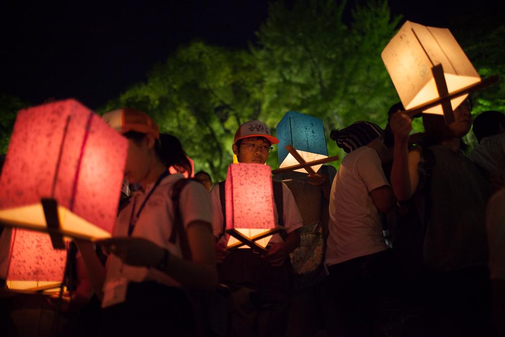 Cérémonie du souvenir-hiroshima©anne-caminade-13