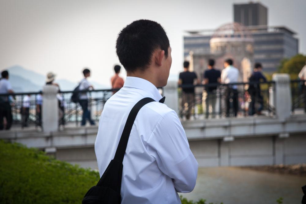 Cérémonie du souvenir-hiroshima©anne-caminade-14