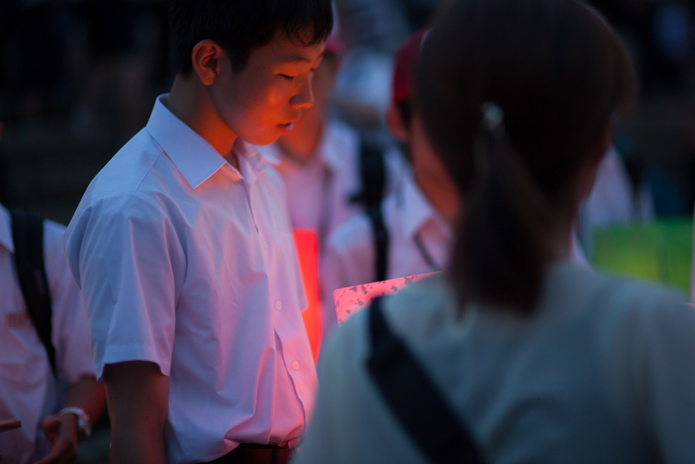Cérémonie du souvenir-hiroshima©anne-caminade-5